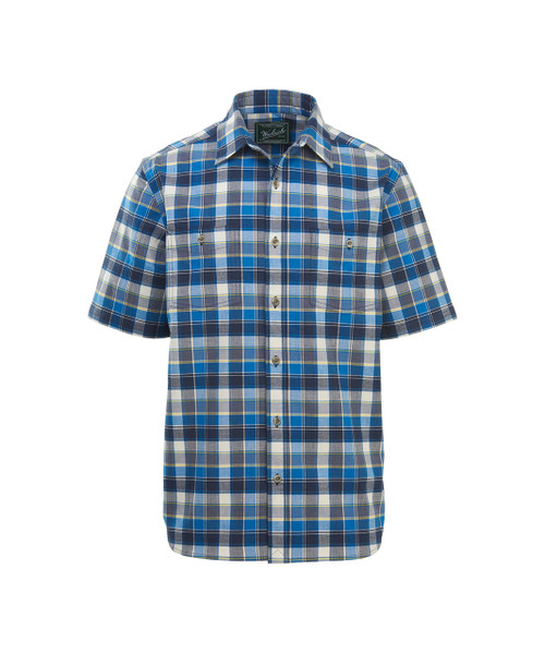 Men's Midway Yarn Dye Shirt - 97% Organic Cotton