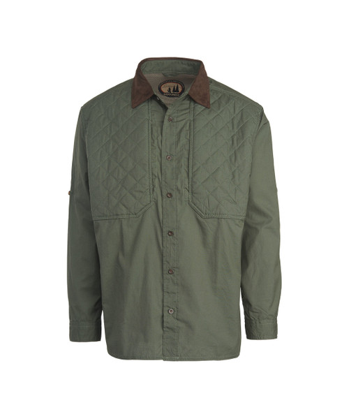 Men's Solid Upland Hunting Shirt