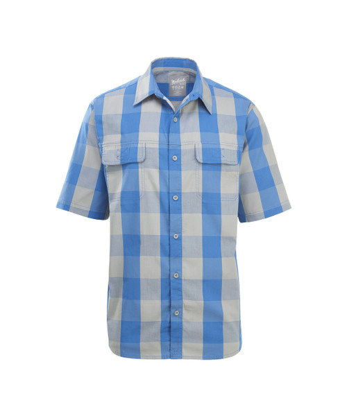 Men's Keep It Moving Plaid Shirt