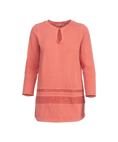 Women's First Forks Pullover Tunic - 100% Cotton