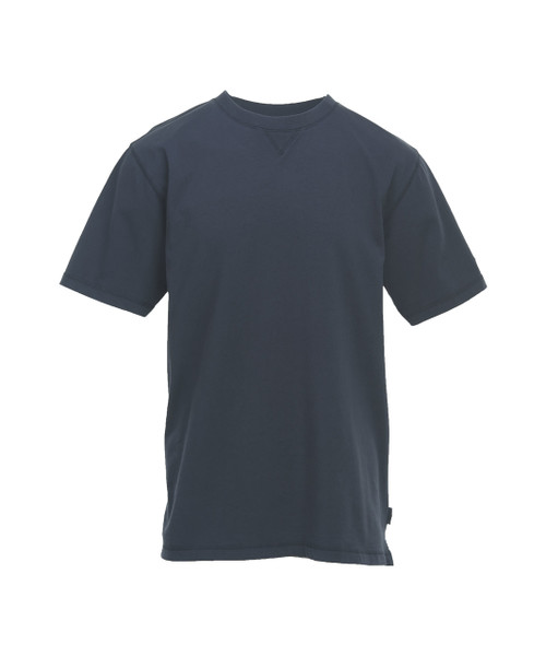 Men's First Forks Solid T-Shirt - 100% Cotton