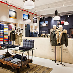 Woolrich Company Store Locations