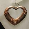 Wholesale antique brass earrings