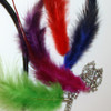 Wholesale feather chain headband