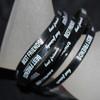 Silicone friendship bracelets