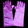 Purple princess gloves