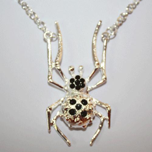 Wholesale spider necklace