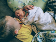 """Tips to Help Your """"Only"""" Child Adjust to a New Sibling"""