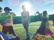 August is Family Fun Month - Celebrate by Playing Together!