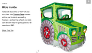 "HABA Tractor Tent Chosen as a Parents Magazine ""Best Toy of 2018"""