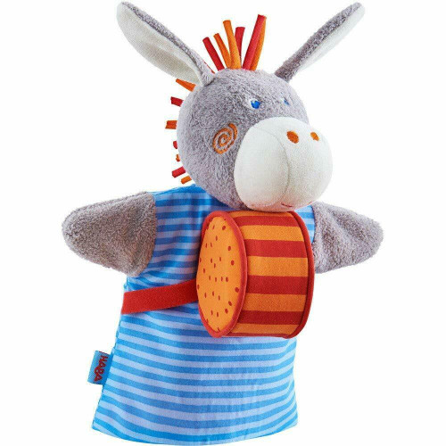 Musical Donkey Glove Puppet