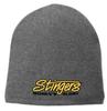 Maryland Stingers Fleece-Lined Beanie, Gray