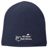 Mid-Atlantic Rugby Referees Fleece-Lined Beanie, Navy