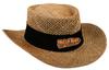 Nuts & Jugs RTS Straw Gambler Hat