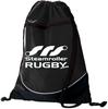 Steamroller Rugby Drawstring Backpack