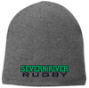Severn River Fleece-Lined Beanie, Oxford Gray