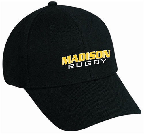 Madison Rugby Adjustable Hat