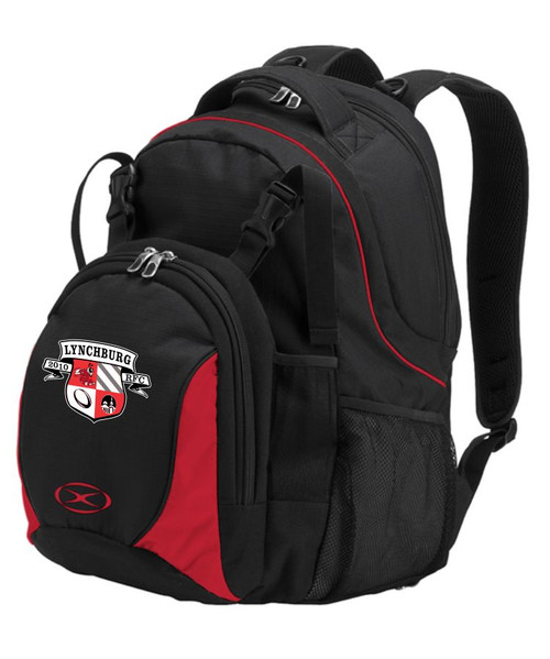 Lynchburg Rugby Backpack