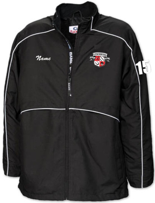 Lynchburg Rugby Team Jacket
