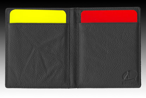 Leather Referee Wallet