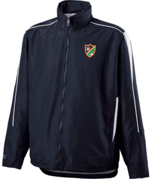 North Bay Men Warm-Up Jacket