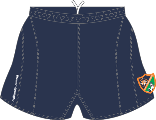 North Bay Performance Rugby Shorts