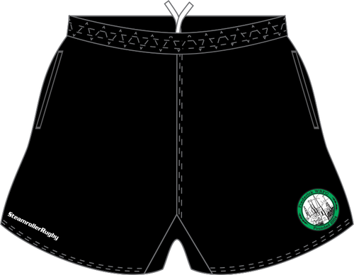 Frederick Women Pocketed Performance Rugby Shorts