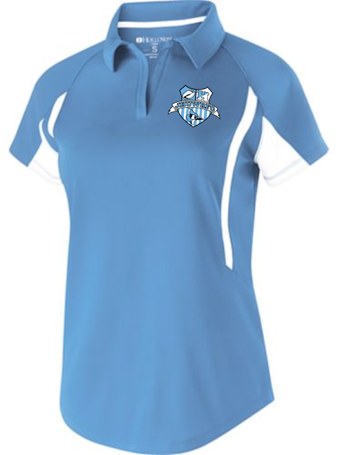 Hopkins Women's Rugby Performance Polo