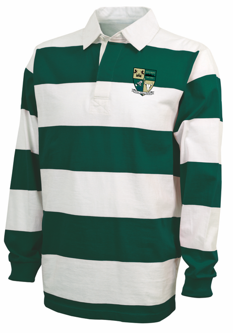 Point Park Rugby Stripe Polo