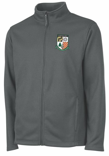 SLOB Rugby Rib Knit Jacket