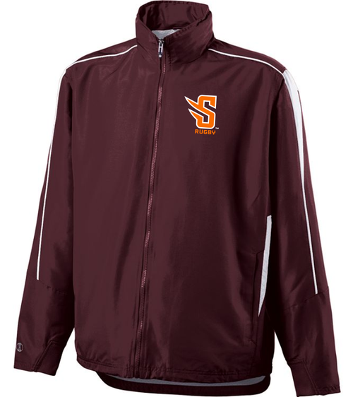 Susquehanna MEN Full-Zip Warm-Up Jacket