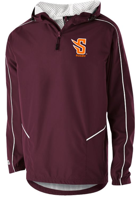 Susquehanna MEN 1/4-Zip Pullover Jacket