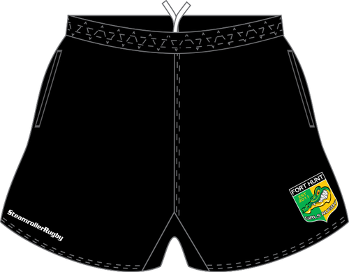 Gators SRS Pocketed Performance Rugby Shorts