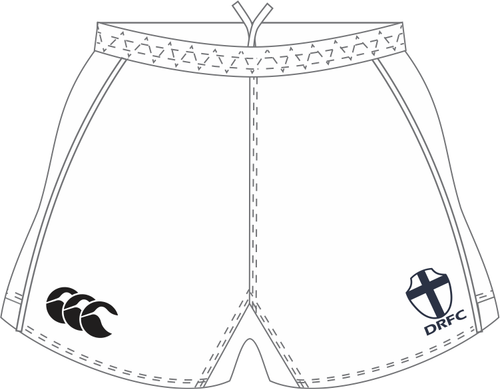 Downingtown CCC Advantage Shorts, White
