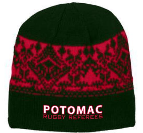 Potomac Referees Nordic Beanie
