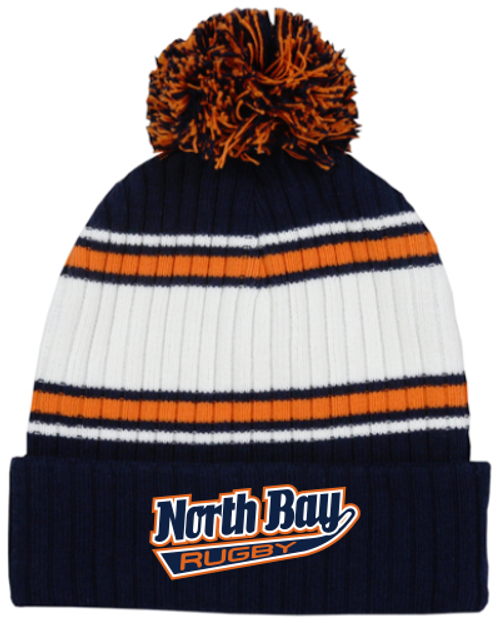 North Bay Pom Beanie