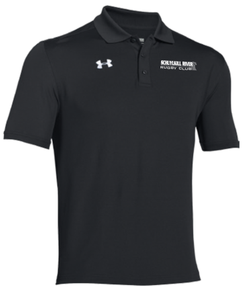 Schuylkill River UA Team Armour Polo