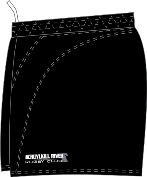 Schuylkill River SRS Performance Rugby Shorts