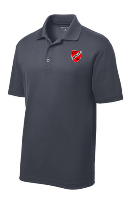 Knoxville Performance Polo, Graphite