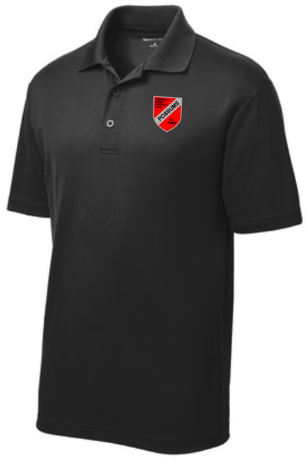 Knoxville Performance Polo, Black