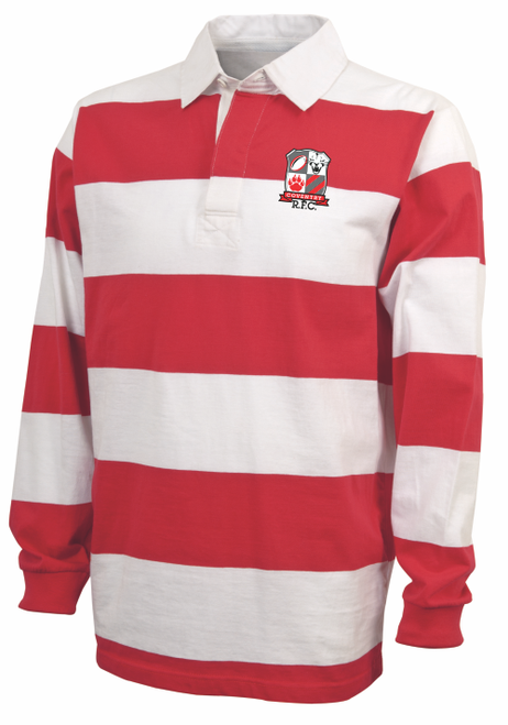 Coventry Rugby Stripe Polo