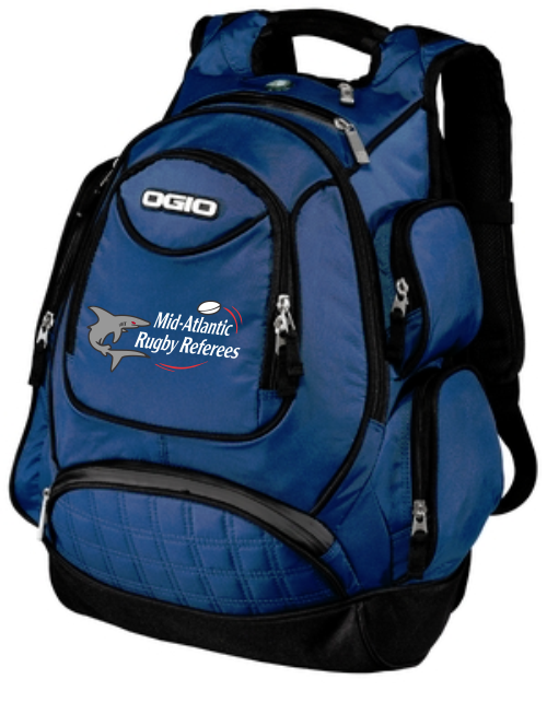 Mid-Atlantic Rugby Referees Backpack