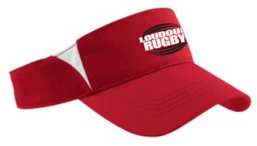 Loudoun Rugby Visor