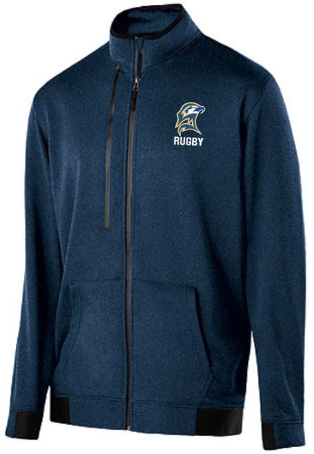 SMCM Rugby Full-Zip Fleece Jacket