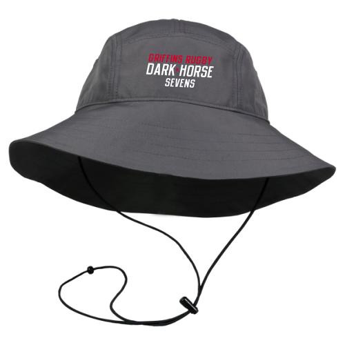 Dark Horse 7s Boonie Hat, Graphite