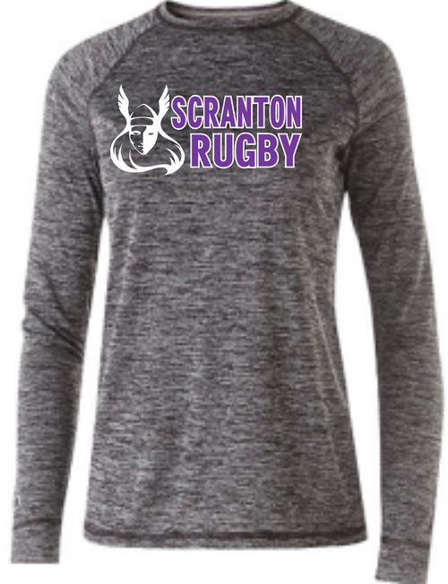 Scranton WRFC Long-Sleeve Performance Tee