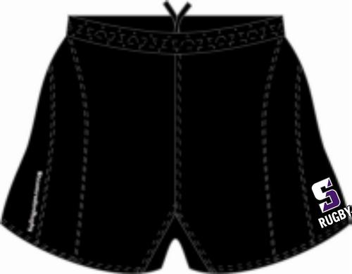 Scranton Women's Rugby SRS Performance Shorts