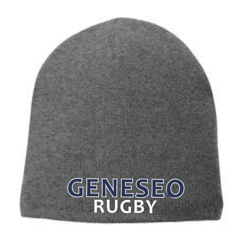 Geneseo Rugby Fleece-Lined Beanie