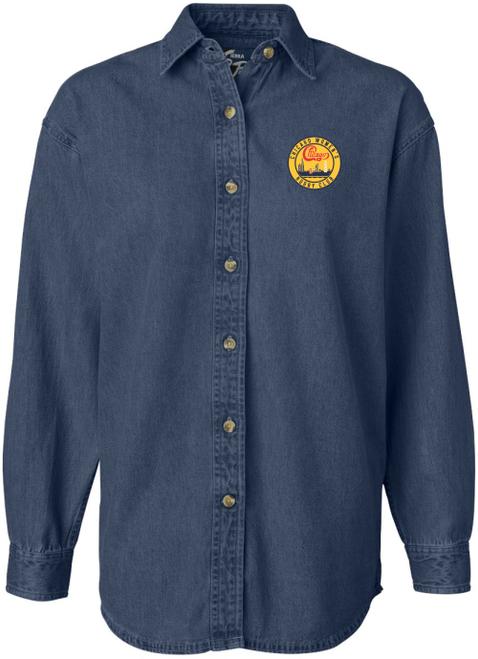 Chicago WRFC Denim Button-Down Shirt