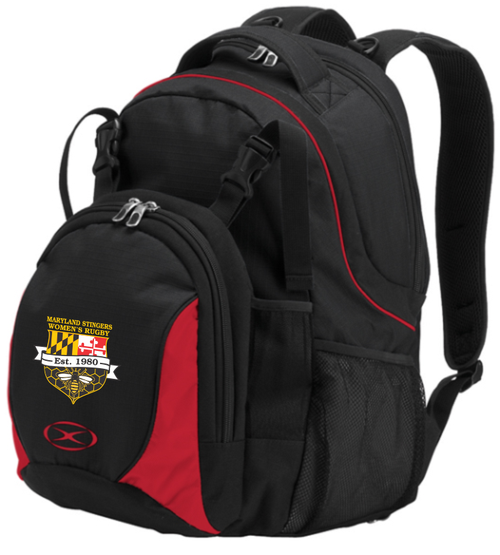 Stingers Rugby Backpack